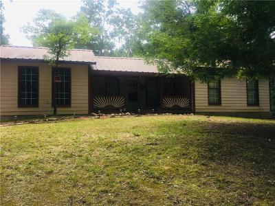Ellijay Single Family Home For Sale: 82 Dover Chapel