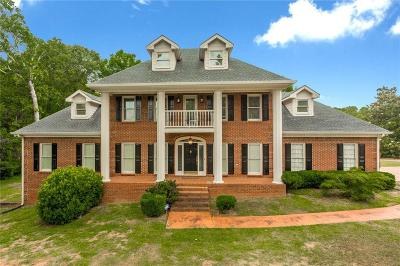 Jonesboro Single Family Home For Sale: 2803 Highway 138