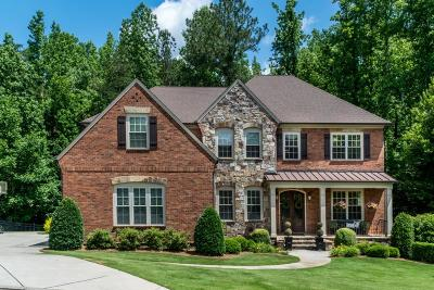 Marietta Single Family Home For Sale: 3837 Sweat Creek Run
