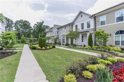 Atlanta Condo/Townhouse For Sale: 901 Proctor Ranch Drive NW