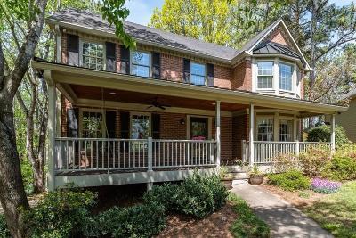 Marietta Single Family Home For Sale: 3273 Whitfield Drive