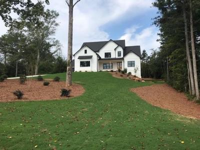 Cumming Single Family Home For Sale: 106 White Oak Trail