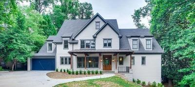Atlanta GA Single Family Home For Sale: $2,600,000