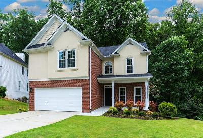 Smyrna Single Family Home For Sale: 1106 Glenrose Drive SE
