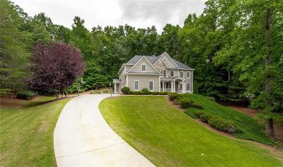 Alpharetta Single Family Home For Sale: 950 Post Oak Close