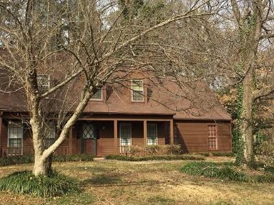 Fayetteville Single Family Home For Sale: 151 Lafayette Drive