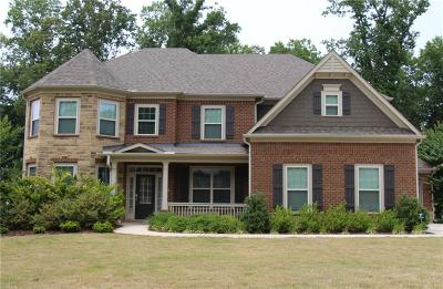 Kennesaw Single Family Home For Sale: 4547 Sterling Pointe Drive NW