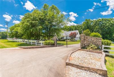 Carroll County, Douglas County Single Family Home For Sale: 1601 Star Point Road