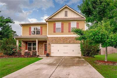 Powder Springs Single Family Home For Sale: 3543 Adams Landing Drive