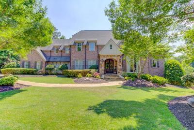 Suwanee Single Family Home For Sale: 1022 Little Darby Lane