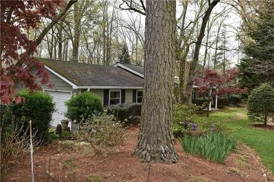 Milton Single Family Home For Sale: 2255 Dinsmore Road