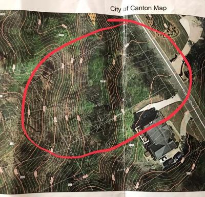 Canton Residential Lots & Land For Sale: Lot 7 Confederate Pt