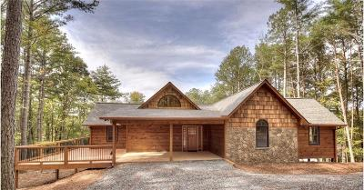 Ellijay Single Family Home For Sale: LT31 Rivers Edge