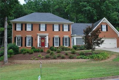 Alpharetta Single Family Home For Sale: 3525 Aubusson Trace