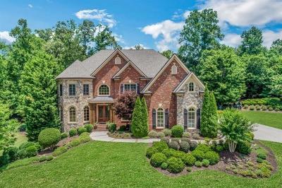 Milton Single Family Home For Sale: 504 Affirmed Lane
