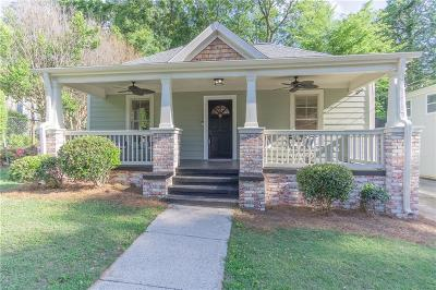 College Park Single Family Home For Sale: 1960 Cambridge Avenue
