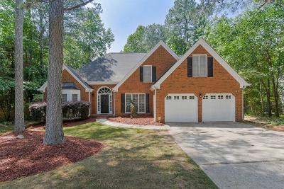 Marietta Single Family Home For Sale: 1414 Livingston Drive SW