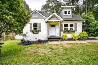 Decatur Single Family Home For Sale: 751 Medlock Road