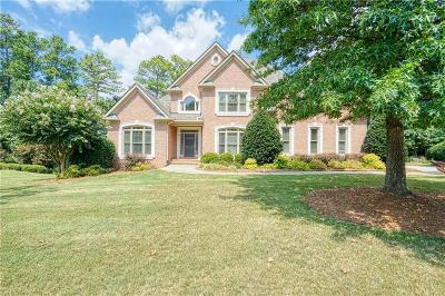 Snellville Single Family Home For Sale: 2404 Glenmore Lane Lane