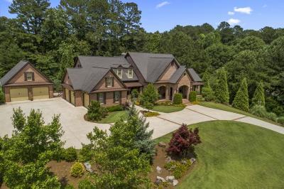 Marietta Single Family Home For Sale: 4018 Ebenezer Road