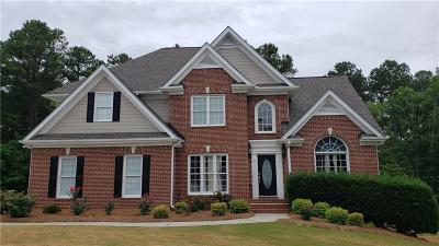 Grayson Single Family Home For Sale: 1619 Rosemist Court
