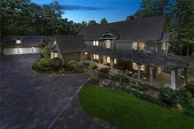 Cherokee County, Cobb County, Paulding County Single Family Home For Sale: 1636 Little Willeo Road