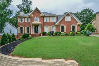 Alpharetta Single Family Home For Sale: 10840 Tuxford Drive
