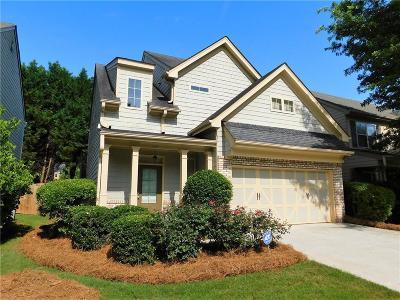 Woodstock Single Family Home For Sale: 231 Ascott Lane