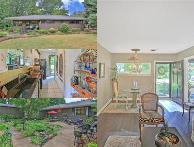 Marietta Single Family Home For Sale: 713 Meadowbrook Lane