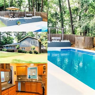 Loganville Single Family Home For Sale: 2802 Camp Mitchell Road