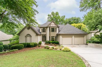Marietta Single Family Home For Sale: 3611 Blakeford Court