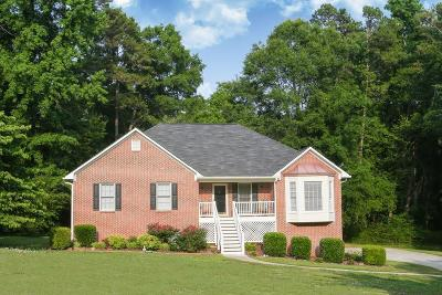 Single Family Home For Sale: 3861 Strawberry Path NW