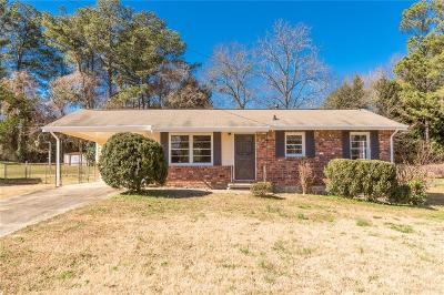 Morrow Single Family Home For Sale: 6233 Castlewood Drive