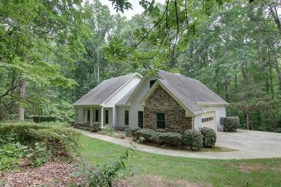 Covington Single Family Home For Sale: 685 Flat Rock Road