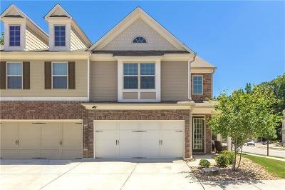Atlanta Condo/Townhouse For Sale: 4049 Princeton Lakes Pass SW