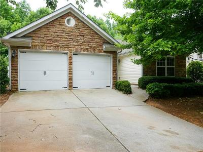 Acworth Single Family Home For Sale: 5109 Centennial Creek View NW