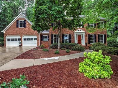 Marietta Single Family Home For Sale: 1843 Jacksons Creek Drive