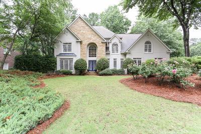 Cobb County Single Family Home For Sale: 1301 Hatton Walk