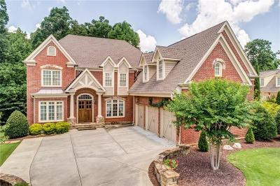 Cobb County Single Family Home For Sale: 1845 High Trail