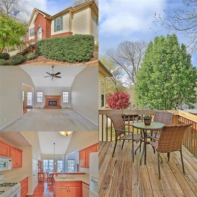 Canton Single Family Home For Sale: 612 Bentwood Trail