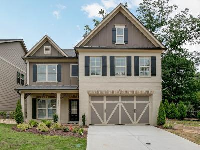 Tucker Single Family Home For Sale: 1883 Weston Lane