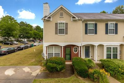 Riverdale Condo/Townhouse For Sale: 6066 Camden Forrest Drive