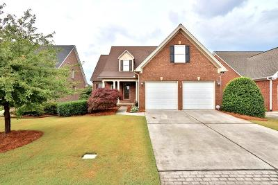 Grayson Single Family Home For Sale: 840 Windsor Place Circle