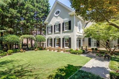 Chastain Park Single Family Home For Sale: 81 Burdette Road