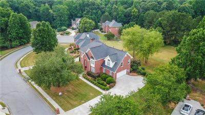 Grayson Single Family Home For Sale: 1540 Hillside Oak Drive
