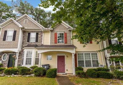 Riverdale Condo/Townhouse For Sale: 1691 Camden Forrest Way