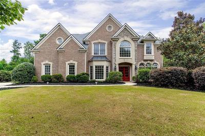 Smyrna Single Family Home For Sale: 5311 Vinings Springs Pointe