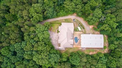 Habersham County Single Family Home For Sale: 1131 E Mize Road