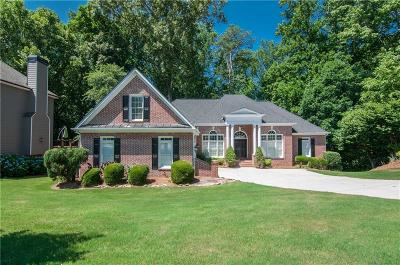 Grayson Single Family Home For Sale: 1001 Windsor Creek Drive