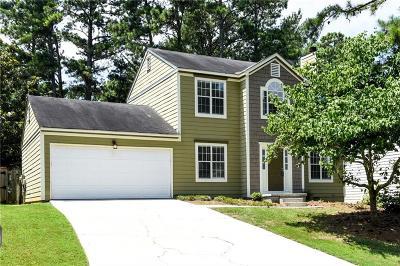 Johns Creek Single Family Home For Sale: 510 Abbotts Hill Lane